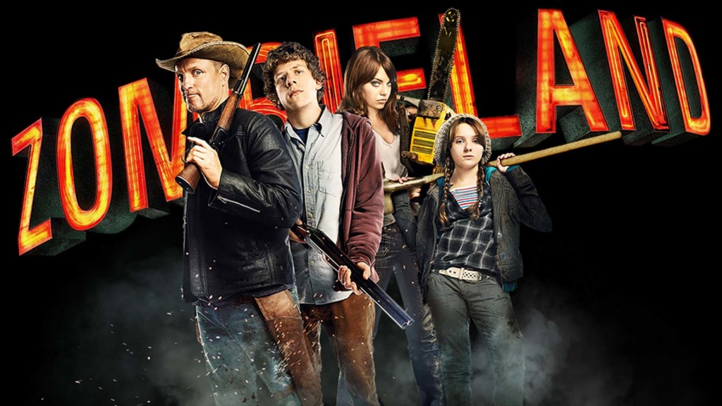 Zombieland wallpapers HD