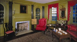 18th Century Interior Wallpaper 1080p