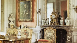 18th Century Interior Wallpaper For IPhone Download