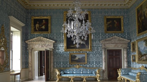 18th Century Interior wallpapers high quality