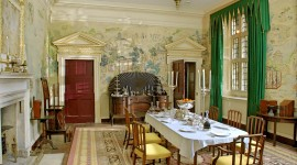 18th Century Interior Wallpaper High Definition