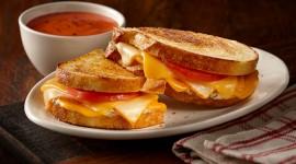 4K Cheese Sandwich Best Wallpaper