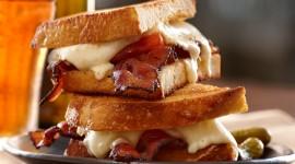 4K Cheese Sandwich Wallpaper Full HD