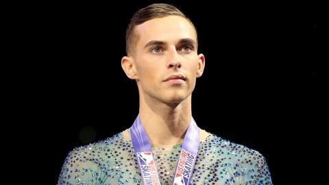 Adam Rippon wallpapers high quality