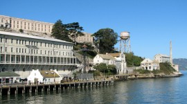 Alcatraz Wallpaper Free
