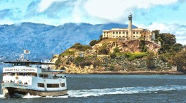 Alcatraz Wallpaper HD