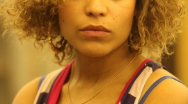 Antonia Thomas Wallpaper For IPhone Free