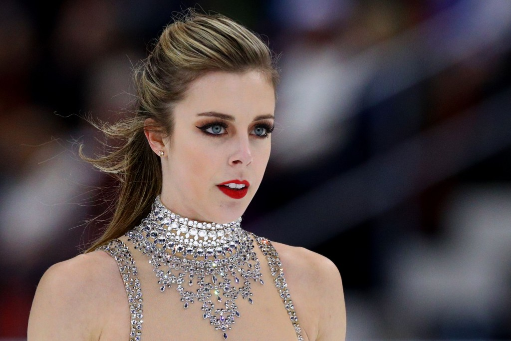 Ashley Wagner wallpapers HD