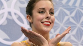 Ashley Wagner Wallpaper For PC