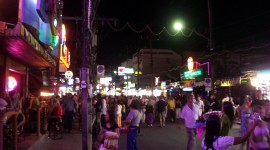 Bangla Road Desktop Wallpaper For PC