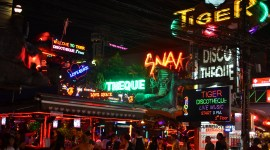 Bangla Road Wallpaper