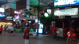 Bangla Road Wallpaper Download