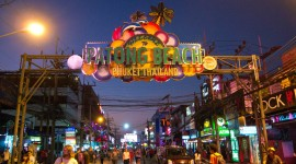 Bangla Road Wallpaper For Desktop