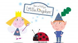 Ben And Holly's Little Kingdom Aircraft Picture