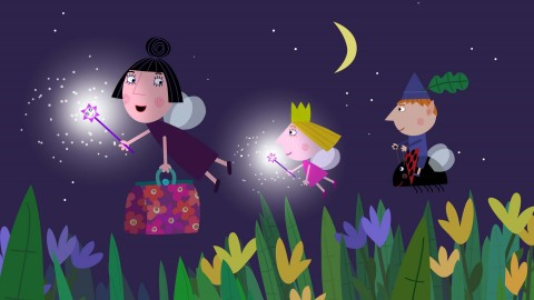 Ben And Holly's Little Kingdom wallpapers high quality