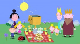 Ben And Holly's Little Kingdom Wallpaper Free