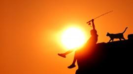 Catch The Sun Best Wallpaper
