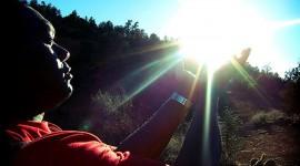 Catch The Sun Photo Free