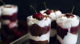 Cherry Cake Wallpaper Free