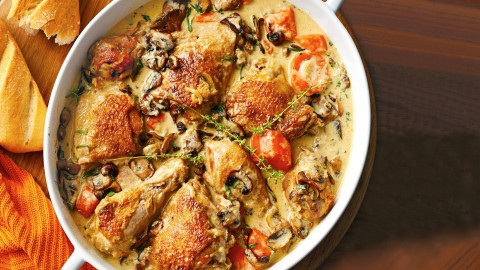 Chicken Fricassee wallpapers high quality