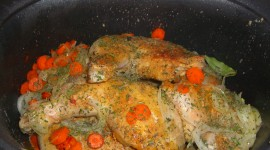 Chicken Fricassee Wallpaper Free