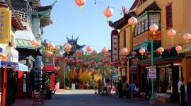 Chinatown Los Angeles Wallpaper Free