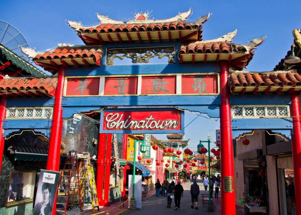 Chinatown Los Angeles wallpapers HD