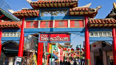 Chinatown Los Angeles wallpapers high quality