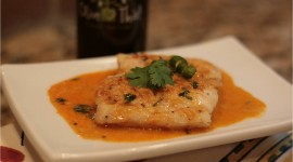 Cod In Coconut Sauce Wallpaper HD
