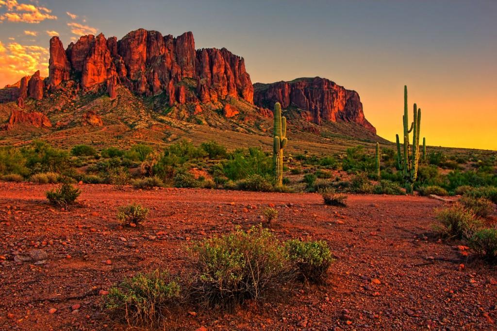 Desert Mountains wallpapers HD