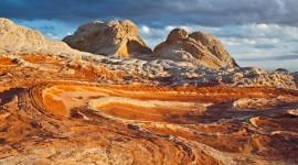 Desert Mountains Photo