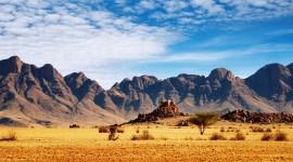 Desert Mountains Photo Free