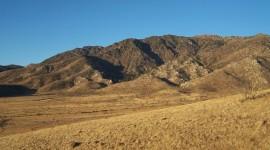 Desert Mountains Wallpaper Full HD
