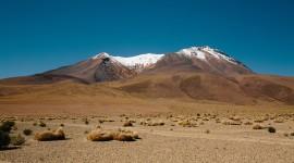 Desert Mountains Wallpaper HQ