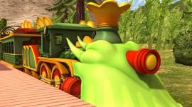 Dinosaur Train Desktop Wallpaper