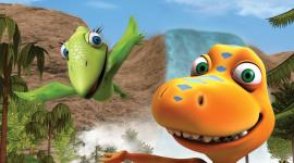 Dinosaur Train Wallpaper For IPhone Free