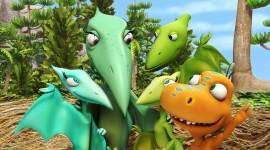 Dinosaur Train Wallpaper Full HD