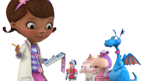 Doc Mcstuffins wallpapers high quality