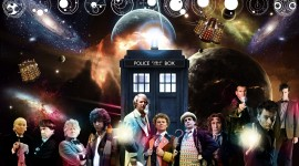 Doctor Who Wallpaper HD