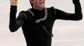 Evan Lysacek Desktop Wallpaper