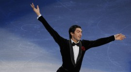 Evan Lysacek Photo