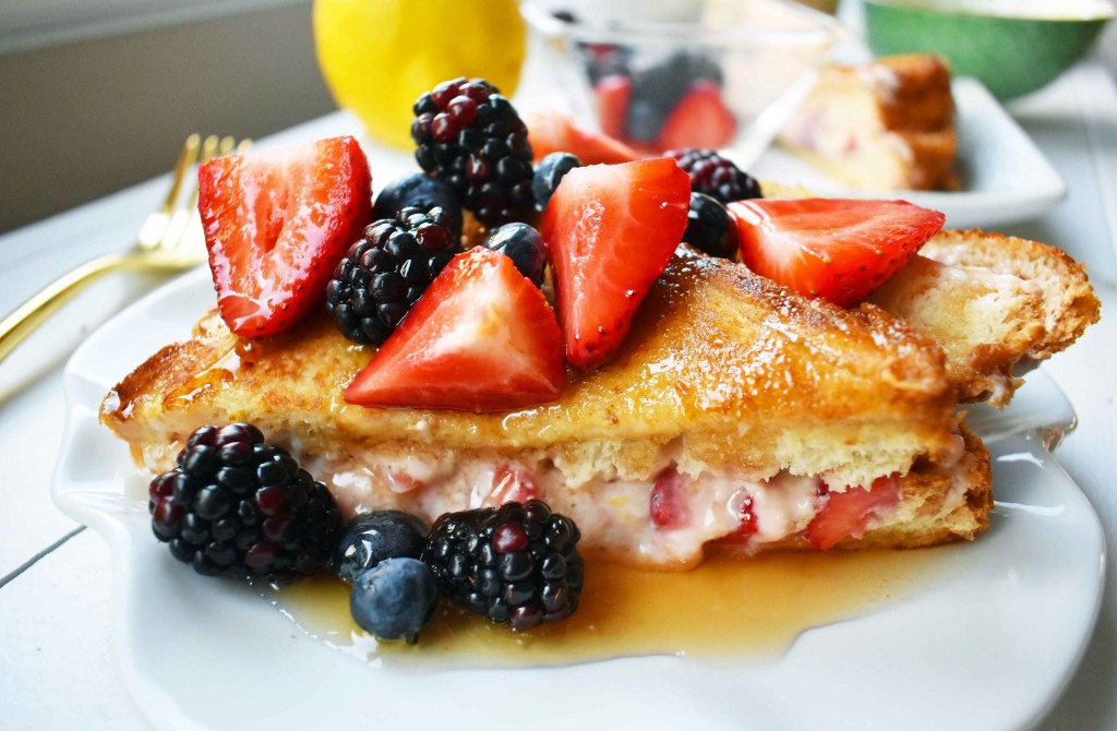 French Toast With Berries wallpapers HD