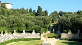 Giardino Di Boboli Wallpaper