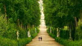 Giardino Di Boboli Wallpaper Free