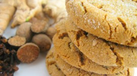 Ginger Honey Cookies High Quality Wallpaper