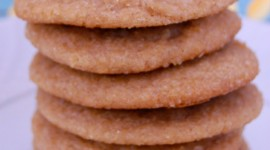 Ginger Honey Cookies Wallpaper For IPhone Free