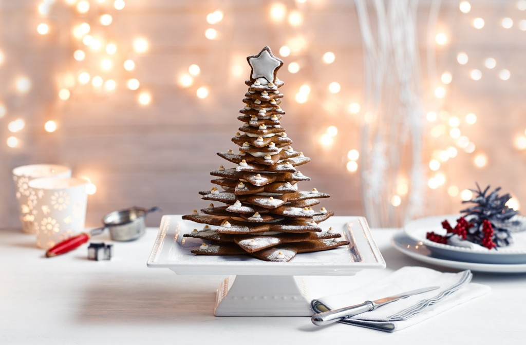 Gingerbread Trees wallpapers HD