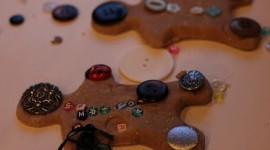 Gingerbread Trees Wallpaper For Desktop