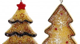 Gingerbread Trees Wallpaper Gallery