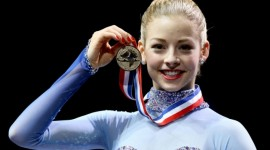 Gracie Gold Wallpaper Background